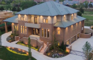 10,000 Square Foot Newly Built Mansion In Oklahoma City, OK