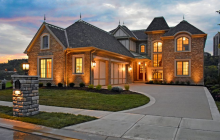 $1.25 Million Newly Built Brick Home In Dayton, KY