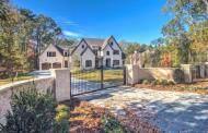 $2.495 Million Newly Built Brick Mansion In Atlanta, GA