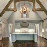 Gourmet Kitchen & Family Room