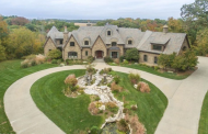 13,000 Square Foot Stone Mansion In Elkhart, IA