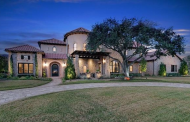 $2.498 Million Brick, Stone & Stucco Home In Westlake, TX