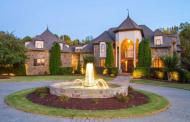 Stone & Stucco Mansion In Williamston, SC