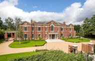 3 Grand Newly Built Mansions In England
