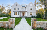 $4.35 Million Newly Built Colonial Home In Rye, NY