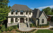 $2.699 Million Newly Built Brick & Stone Mansion In McLean, VA