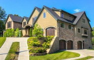 $3.5 Million Stone & Stucco Mansion In Fairway, KS With Indoor Pool