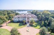 27,000 Square Foot Lakefront Mega Mansion In Winter Park, FL