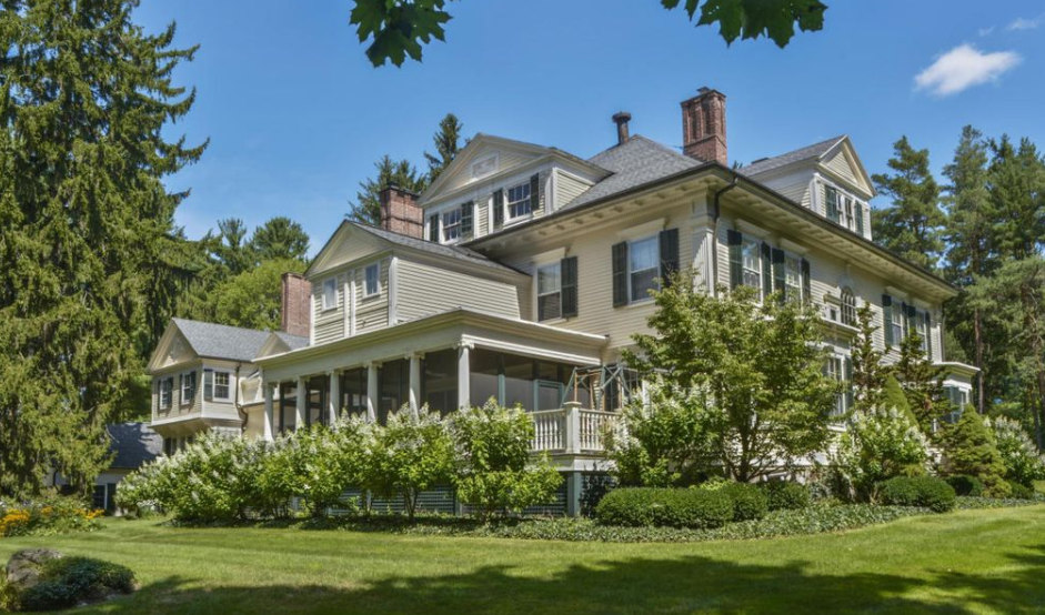 10 000 Square Foot Historic Mansion In Lenox Ma Homes