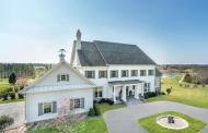 11,000 Square Foot Brick & Stone Mansion In Leesburg, VA