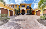 $2 Million Country Club Home In Sarasota, FL
