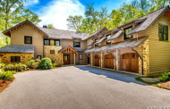 $2.875 Million Golf Club Home In Cashiers, NC