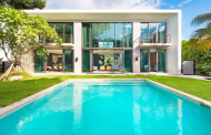 $3.89 Million Newly Built Modern Home In Miami Beach, FL