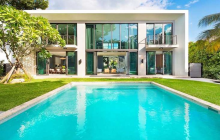 $3.89 Million Newly Built Modern Home In Miami Beach, FL