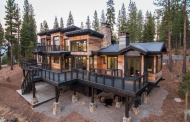 $7.995 Million Newly Built Home In Truckee, CA