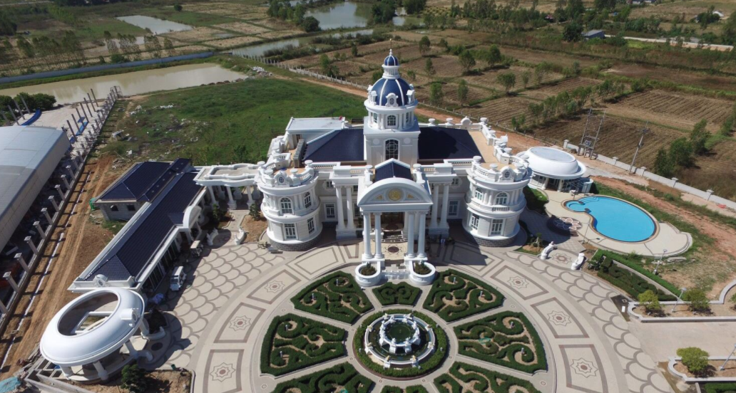 Incredible Newly Built Mansion In Thailand
