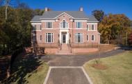 12,000 Square Foot Newly Built Georgian Brick Mansion In Atlanta, GA