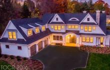 $2.395 Million Newly Built Shingle Home In Upper Saddle River, NJ