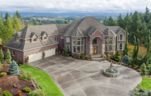 $2.75 Million Brick Home On 20 Acres In Oregon City, OR