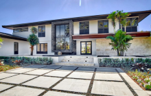 $7.9 Million Contemporary Waterfront Home In Coral Gables, FL