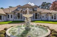 $3.495 Million Lakefront Mansion In Orlando, FL