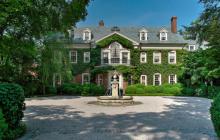 Cragwood – A $24 Million Historic Estate In Far Hills, NJ