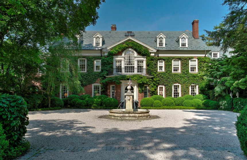 Cragwood A 24 Million Historic Estate In Far Hills Nj