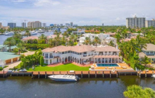$7 Million Waterfront Home In Fort Lauderdale, FL