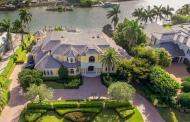$7.795 Million Mediterranean Waterfront Home In Naples, FL