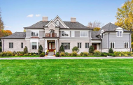 $5.295 Million Newly Built Brick & Shingle Mansion In Harrison, NY