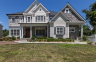 10,000 Square Foot Newly Built Colonial Mansion In Potomac, MD