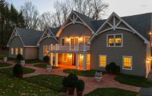 $2.2 Million Shingle Home In Roxbury, CT