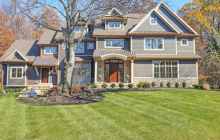$2.275 Million Newly Built Colonial Home In Livingston, NJ
