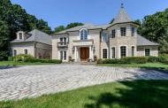 $4.995 Million Brick & Stone Mansion In Glen Head, NY
