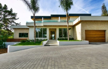 $6.995 Million Newly Built Contemporary Mansion In Encino, CA