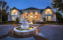 11,000 Square Foot Lakefront Mansion In Knoxville, TN
