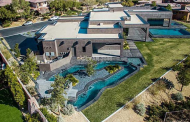 10,000 Square Foot Newly Built Contemporary Mansion In Las Vegas, NV