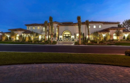12,000 Square Foot Newly Built Golf Club Mansion In Las Vegas, NV