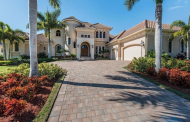 $4.299 Million European Inspired Waterfront Home In Marco Island, FL