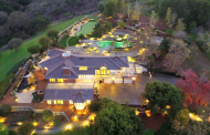 $6.985 Million Brick Home In Saratoga, CA