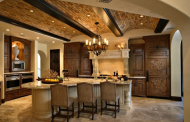 15 Stunning Gourmet Kitchens