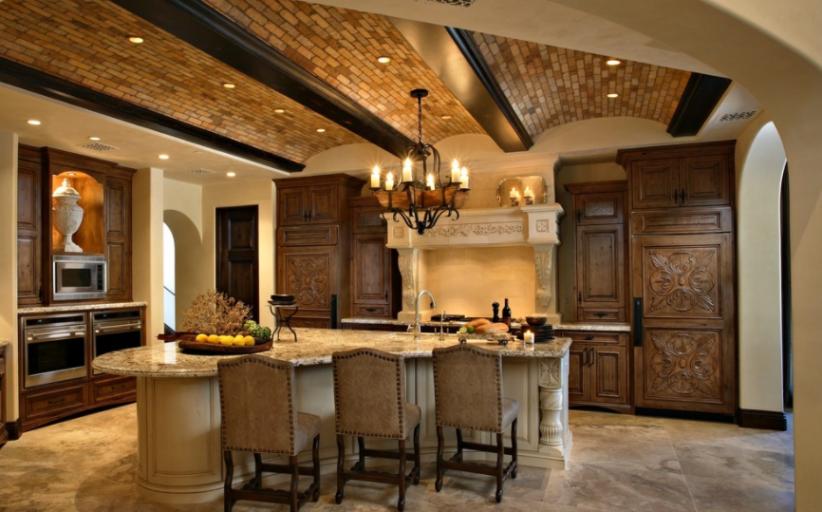 15 Stunning Gourmet Kitchens