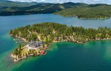 Montana's Shelter Island Estate Re-Listed For $39 Million