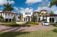 10,000 Square Foot Mediterranean Mansion In Delray Beach, FL