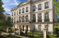 Incredible Limestone Mega Mansion In Chicago, IL Lists For $50 Million