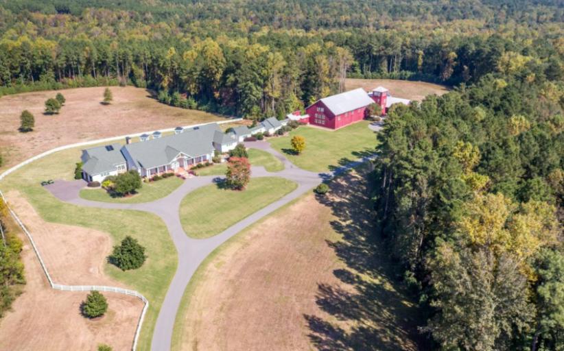 John Edwards Lists North Carolina Estate For $6.9 Million