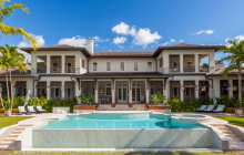 $10.5 Million Waterfront Mansion In Coral Gables, FL