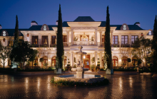Le Belvedere – An $85 Million Mega Mansion In Los Angeles, CA