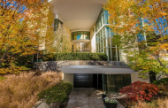 $13.5 Million Contemporary Mansion In Washington, DC