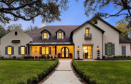 $2.2 Million Newly Built French Inspired Stucco Home In Sugar Land, TX